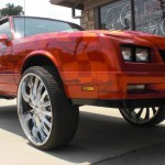 Monte Carlo Flamed & Lifted